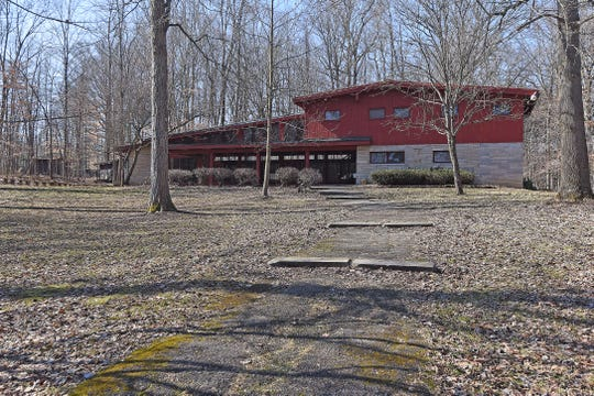 Camp Mowana has several structures that will be saved and utilized in future plans.