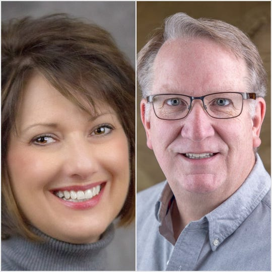 Shari Hanneman and Larry Gamble will square off for the city of Franklin District 4 aldermanic seat.