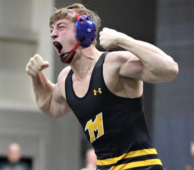Mukwonago Wrestling Headed To State With Sectional Win Over Burlington