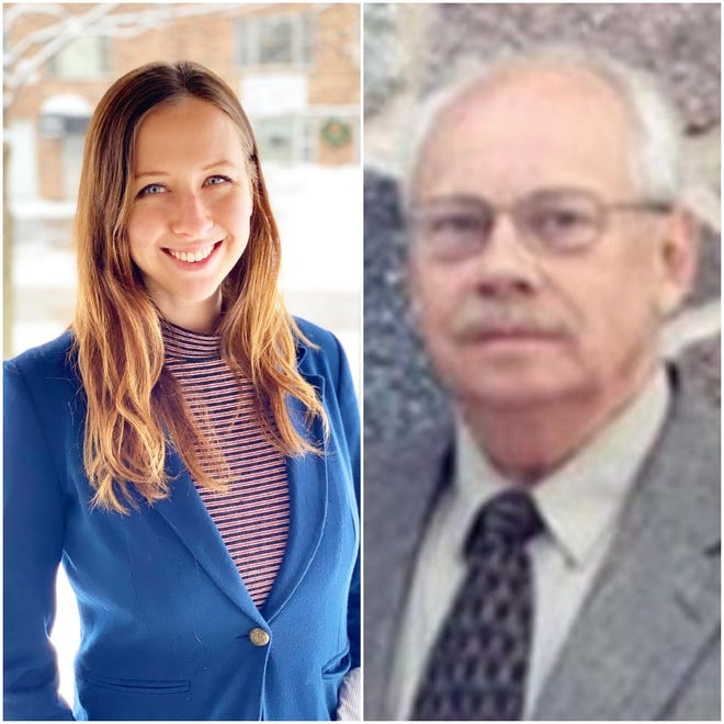 Incumbent Brookfield District 3 Ald. Ron Balzer will face Jenna Meza, who is running in her first election this spring.