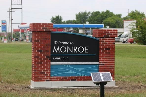 The Monroe-West Monroe Convention & Visitors Bureau's Signage and Wayfinding project is underway. With this $1 million investment, the MWMCVB hopes to more easily lead visitors around the parish to visit local attractions and make the most of their time in Monroe-West Monroe.