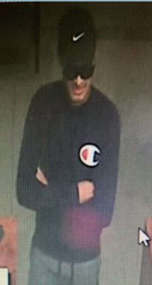 Murfreesboro police say a man robbed First National Bank of Middle Tennessee in Murfreesboro on Wednesday, Feb. 19, 2020.