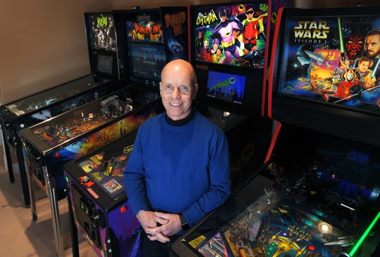 Retired American figure skater and Olympic gold medalist Scott Hamilton is a collector of pinball machines and autographed guitars. He was featured on cable show Collector's Call. 