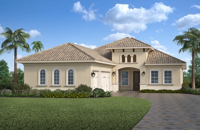 Vogue Interiors' Salvatore Giso, IDS is creating the interior design for Stock Signature Homes' furnished Mayfield III model in the Genoa neighborhood at Lakewood Ranch.