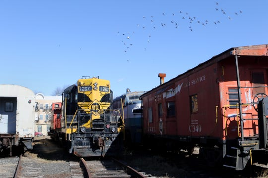 Strategic Rail Solutions hope to move trains near Wall St. in Passaic, to a nonprofit organization. Wednesday February 19, 2020