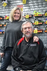 Kristin Callaway and her father Pat Callaway will close two Soccer Plus locations after several decades in business.