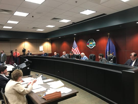 West Manheim Board of Supervisors voted to make the township a Second Amendment sanctuary at the Tuesday meeting on February 18, 2020.