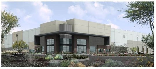 Ferrero USA will fire 50 for its new Goodyear distribution center, which will ship Butterfinger candy bars and Nutella across the U.S.