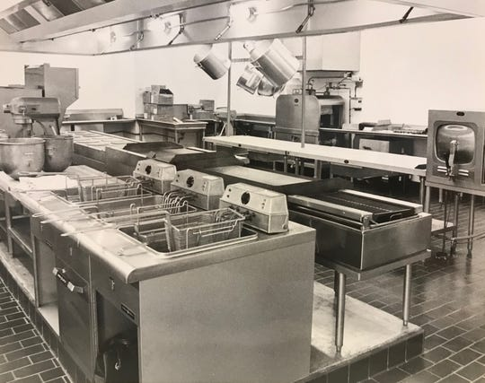 Having established a company driven to innovate, Harry Luby's restaurants usually featured the most advanced kitchens in town with the very latest in modern food-service machinery kept spotless as a rule.