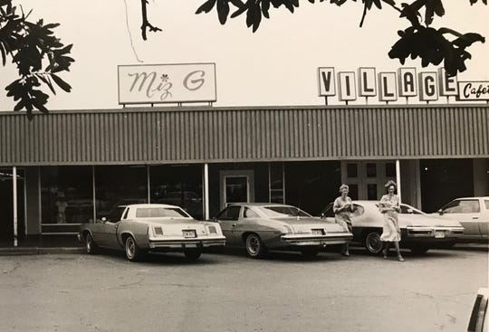 In 1978, the owners dropped the Luby's name, operating thereafter as the Village Cafeteria.