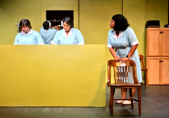 The Drama Club at LSU Shreveport in partnership with Mahogany Ensemble Theatre serves up 'American Menu' by Don Wilson Glenn