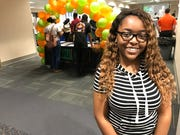 Tallahassee resident Jayla Nickeo is a first-year student at Tallahassee Community College who plans to study psychology at Florida A&M University after completing her AA degree.