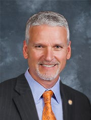 Sen. Keith Perry, R-Gainesville