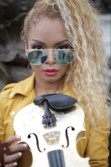 Mapy, the Violin Queen, known for fusion of classical sound with hip-hop, afrobeats and soca, will perform Saturday at FAMU's Harambee Festival.