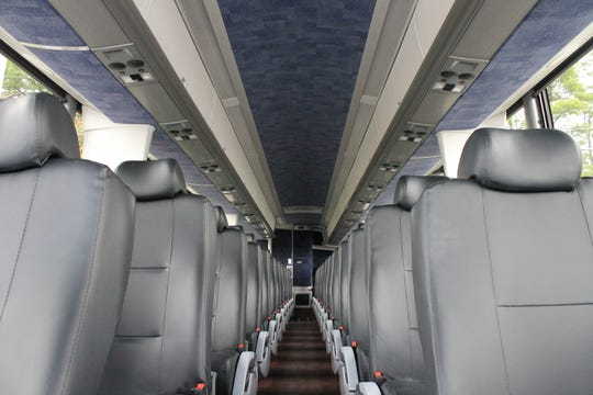 Cruise Express buses are one way Yankee Trails helps take the logistics of planning off your plate.