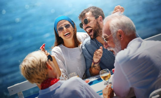 When it comes to meals, drinks and general bang for your buck, cruises have you covered.