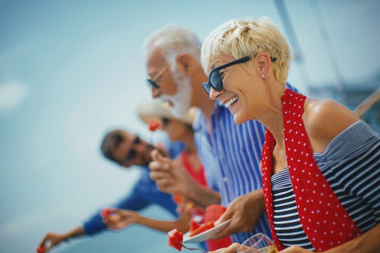 A cruise vacation has something to delight people of all ages.