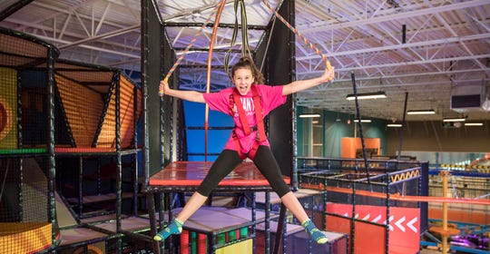 Urban Air West El Paso will open this weekend in El Paso's West Side.