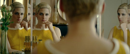 Kristen Stewart discusses the 'scary' job of channeling Jean Seberg, her chemistry with Anthony Mackie