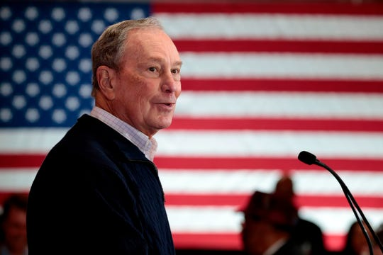 Michael Bloomberg is not the candidate who can beat Donald Trump