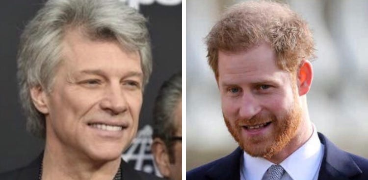 Prince Harry asks Bon jovi to come over and record at Abbey Road for Invictus Games song