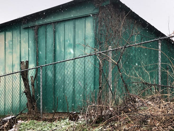 While some sheds are less attractive than others, the city of Asheville said they don't require their removal unless those pose a real safety hazard.