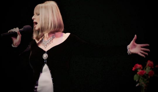 Barbra Streisand impersonator Carla Del Villagio will perform at the Broome County Forum Theatre Saturday evening.