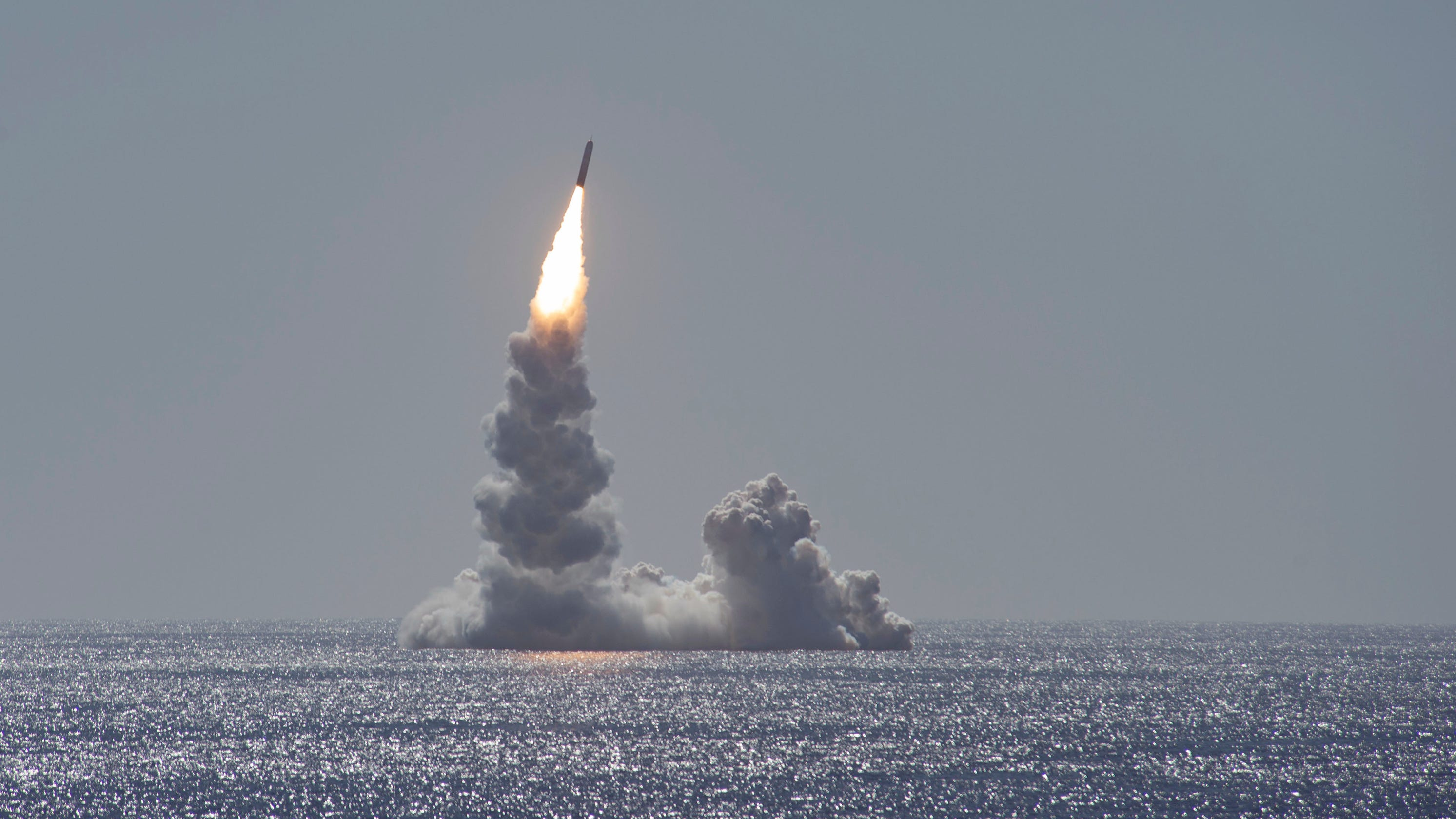 A Kitsap-based sub just tested one of the most powerful weapons on the planet — twice