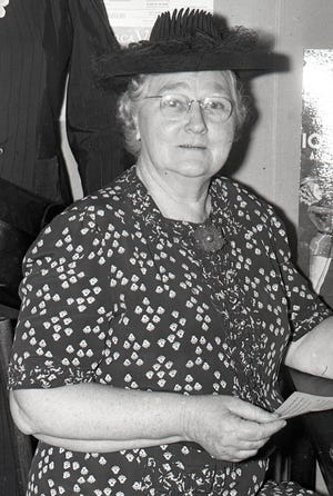 Mary Carroll was the superintendent of the Corpus Christi Independent School District from 1922 to 1933.