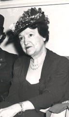 Philanthropist and savior of the Alamo Clara Driscoll left her family's fortune to create Corpus Christi's Driscoll Foundation Children's Hospital upon her death in 1945.