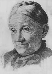 Henrietta King inherited and personally oversaw the development of the King Ranch when her husband Richard King died in 1885.