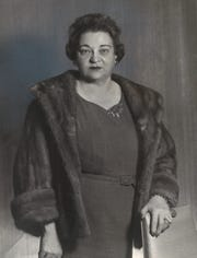 Ada Wilson was a well known philanthropist and founded the Ada Wilson Hospital for Crippled Children in Corpus Christi.