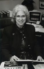 Bonnie Pereida, joined Merrill Lynch in Corpus Christi in 1955 and worked her way up to first vice president. She was one of the first female financial advisors in the city.