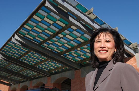 Elizabeth Chu Richter is CEO of Richter Architects and served as the president of the American Institute of Architects in 2015.