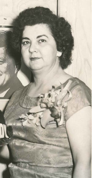 """Dr. Clotilde """"Cleo"""" Garcia was a physician, community activist and genealogist in Corpus Christi."""