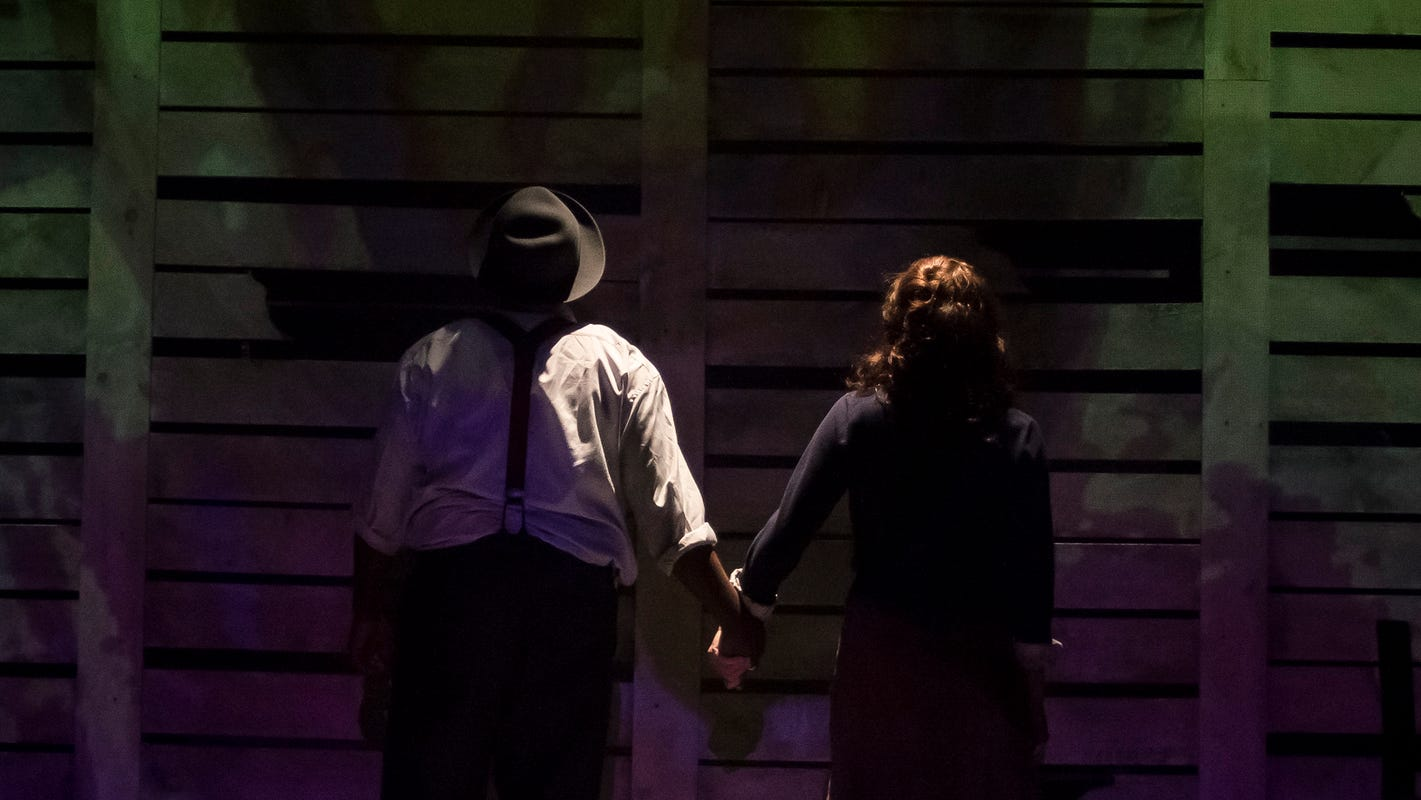 Emmett Till and Anne Frank meet as decades collide on stage at Freedom Center