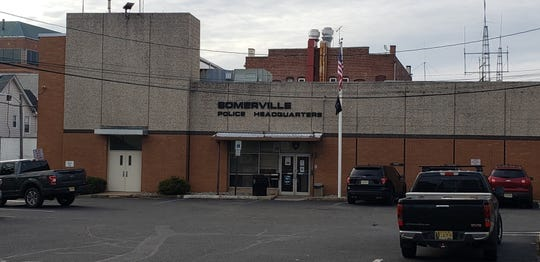 Somerville's police headquarters on South Bridge Street may become part of a redevelopment area.