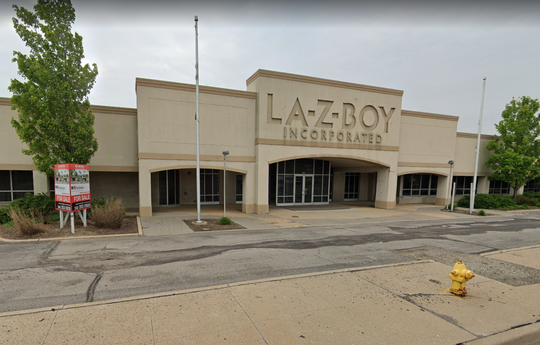 Former La-Z-Boy headquarters on North Telegraph Road in Monroe.