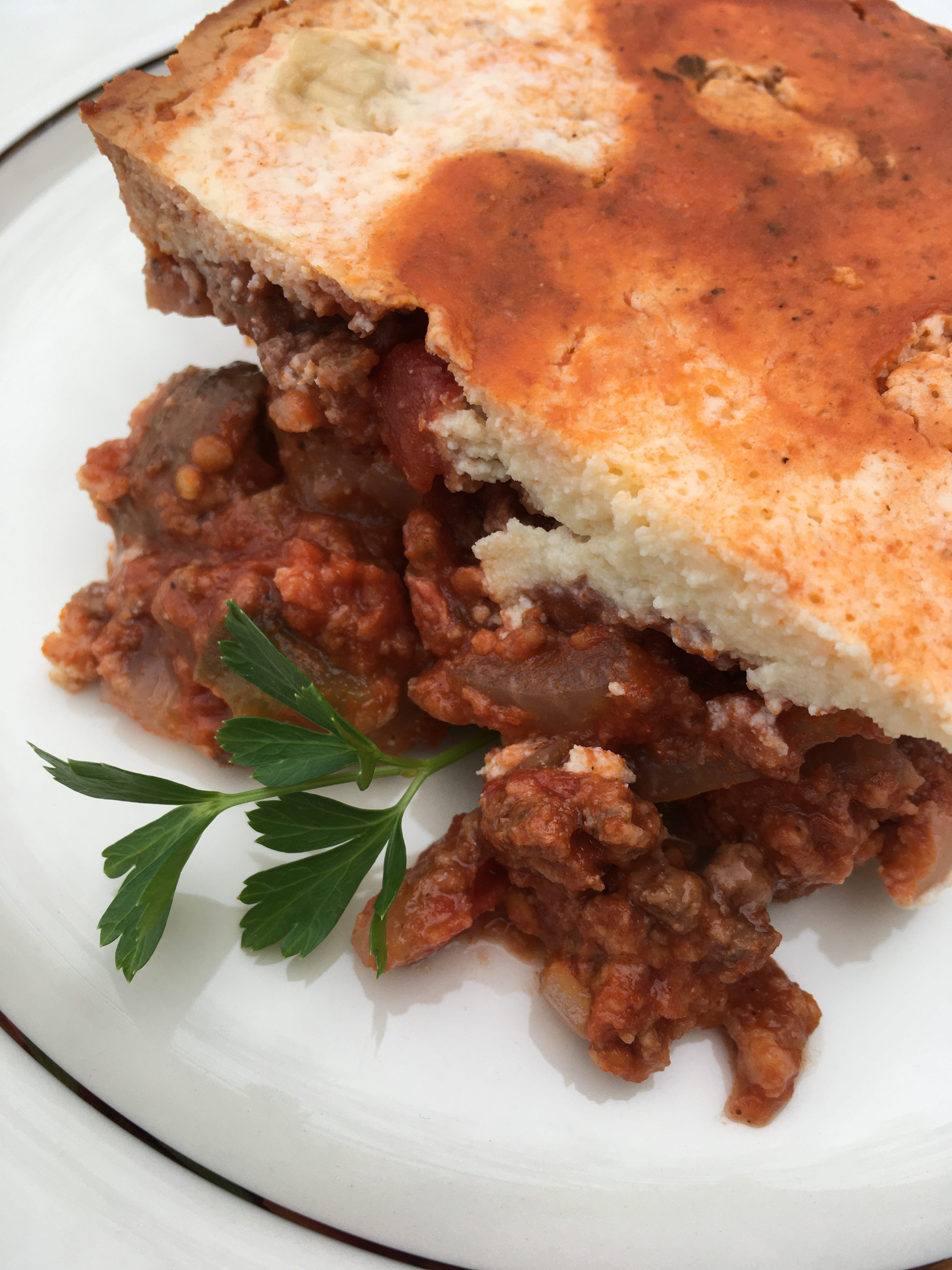 Easy moussaka casserole has healthy spin with vitamin...