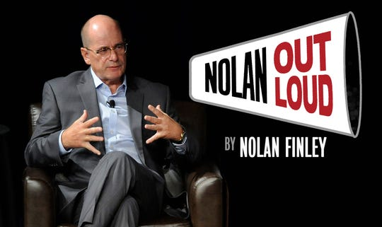 Nolan Out Loud is a morning newsletter from Detroit News Editorial Page Editor Nolan Finley. Nolan offers his commentary on the day's news, and shares the views of others, as well as his daily reading list.
