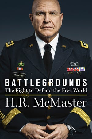 """Battlegrounds"" by Lt. Gen. H.R. McMaster. The book will come out on April 28, 2020."