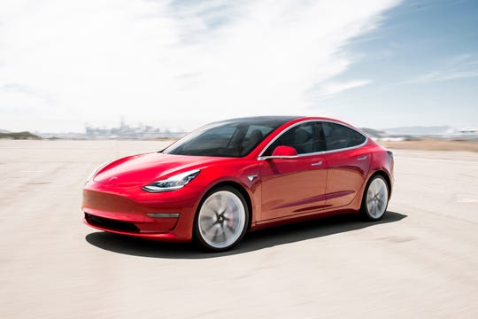 The Tesla Model 3 was the only U.S. model to be included in the annual Consumer Reports top picks list.