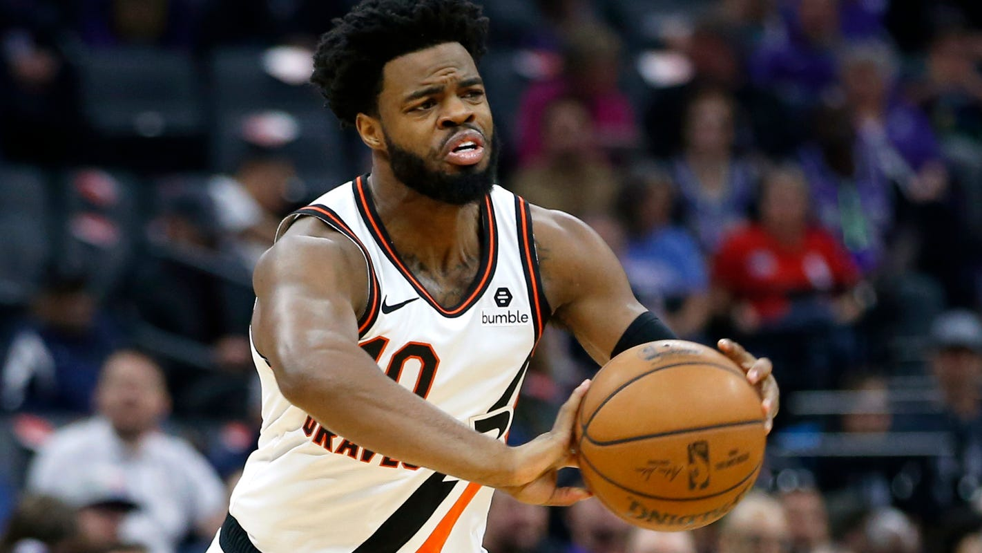 Pistons to sign former Michigan star Derrick Walton Jr. to 10-day contract