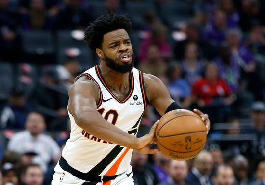 Derrick Walton Jr. played 23 games with the Los Angeles Clippers this season, where he averaged 2.2 points and shot 43 percent on 3-pointers, after earning the last roster spot in training camp.