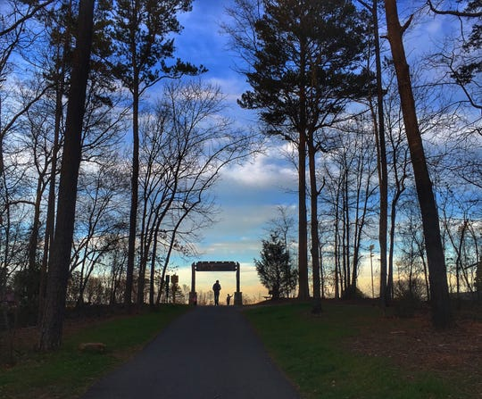 Lake Conestee Nature Preserve offers hiking trails and a respite from urban and suburban areas of Greenville County.