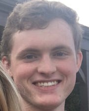 John Andrew Martin, 21, was last seen Sunday, Feb. 16 a 11 p.m., according to lead investigator Pickens County Sheriff's Office. Martin is a Clemson University student.
