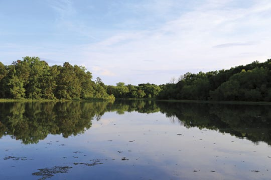 Lake Conestee Nature Park in Greenville