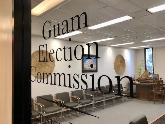 The Guam Election Commission office, photographed on Feb. 20, 2020. The governor will use her general fund transfer authority to expedite the transfer of $28,000 to the election commission, so it can hold a special election for a new Yona mayor on March 28 without the need for additional legislative appropriation.