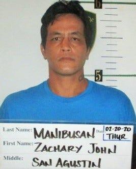 Zachary John San Agustin Manibusan
