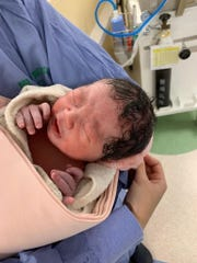 Michael Lee had to welcome his newest grandson, Jayden, into the world remotely. Lee, who owns the Hamburg Inn, is in a self-imposed quarantine in Shanghai during the coronavirus outbreak.